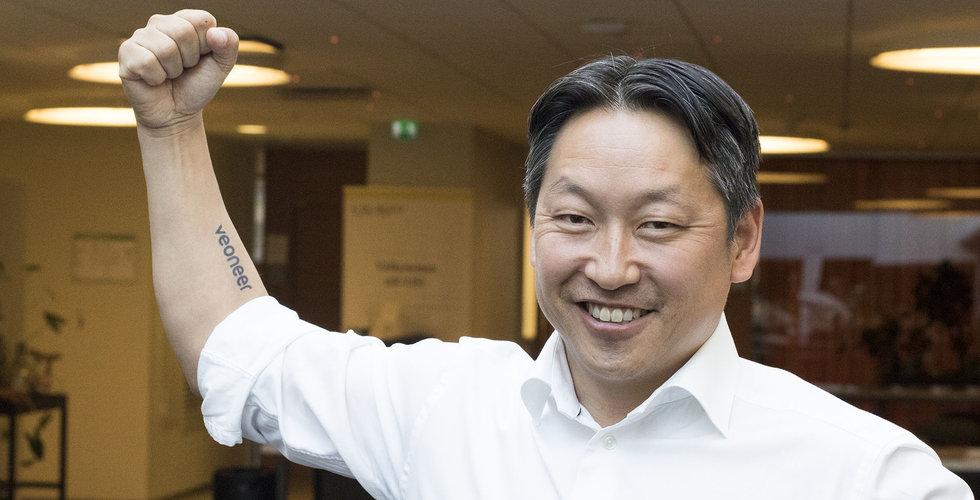 Mathias Hermanson byggde nya MTG – nu ska han ta självkörande bilar till börsen