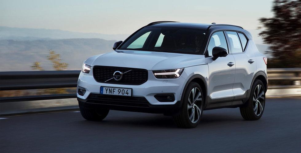 Volvo Cars satte nytt försäljningsrekord under 2019 – elbilar går starkt framåt