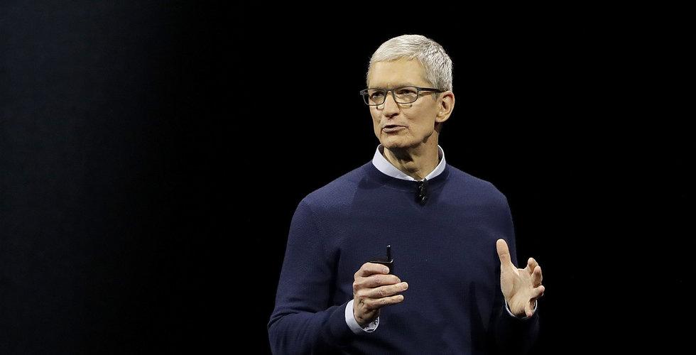 Apple har tagit bort kartapp över Hongkong efter kritik från Kina