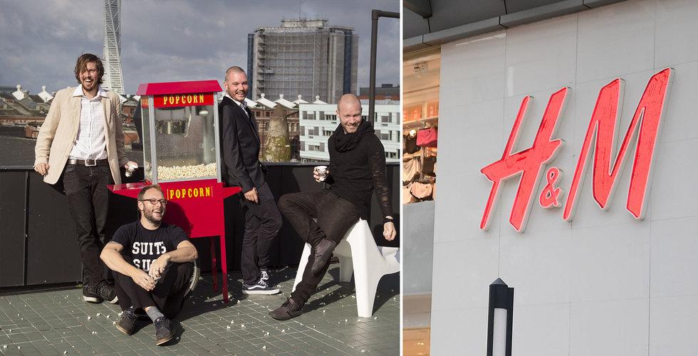 Breakit - Här är H&M:s nya techinvestering – satsar på skånska Pinmeto