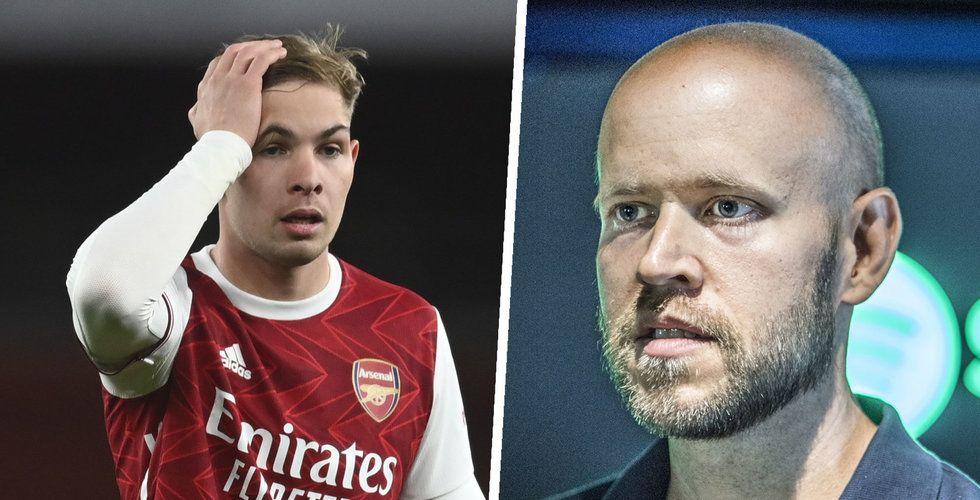 Daniel Eks intresse för Arsenal seriöst – så hög är prislappen