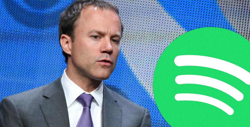 Spotify vill ha mer sport och nyheter – plockar in tungviktare