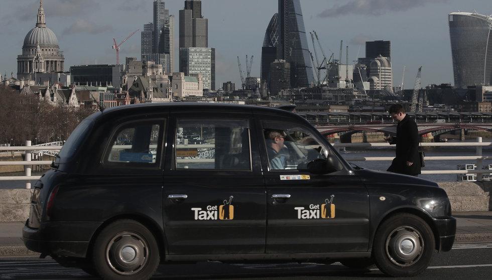 Breakit - Londons tar strid mot Uber – skapar gräddfil för vanliga taxibolag