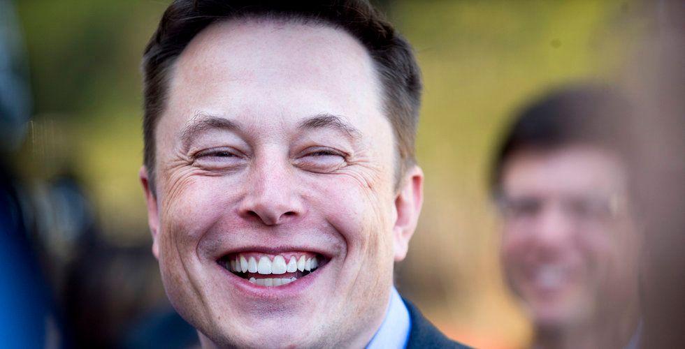 Elon Musk säger sig ha fått klartecken för Hyperloop i New York