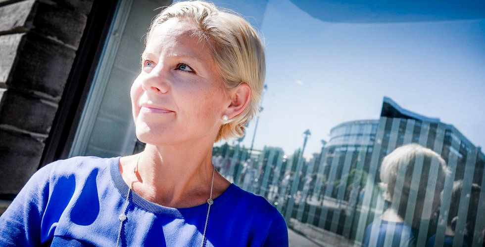 Breakit - Northvolt rekryterar nyckelpersoner - får in Susanna Campbell som rådgivare