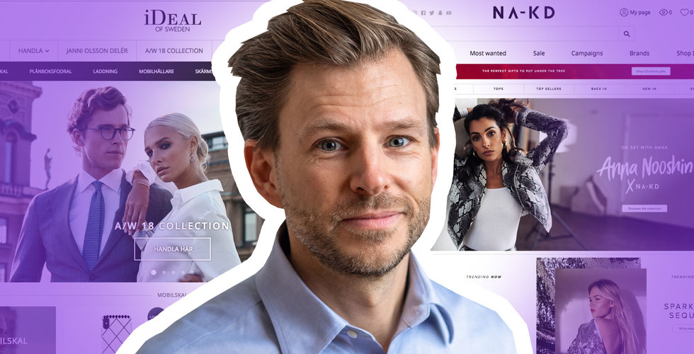 Eequity breddar med Johan Symmons – värvar partner från Ikeas maktbolag