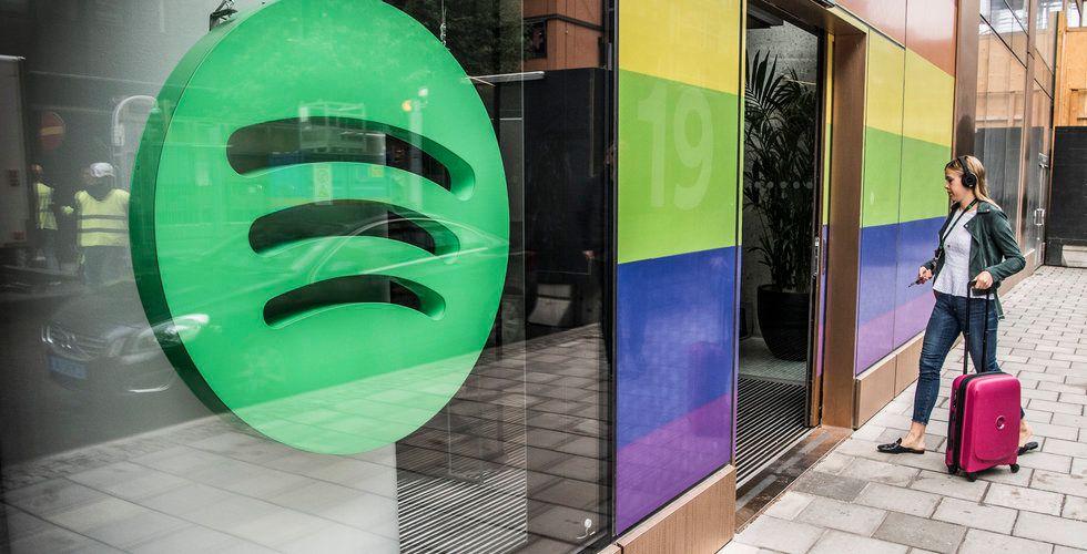 Spotify lanserar ny funktion för personliga spellistor för träning