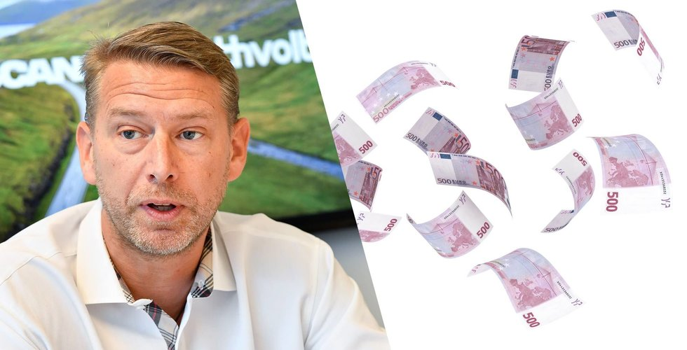 Breakit - EIB ser hög risk med lånet till Northvolt
