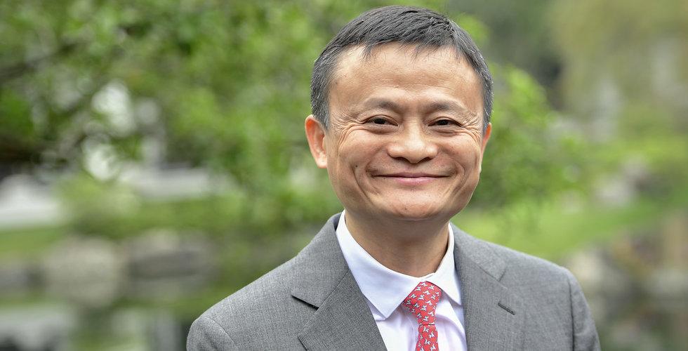 Jack Ma rankas återigen som Kinas rikaste person