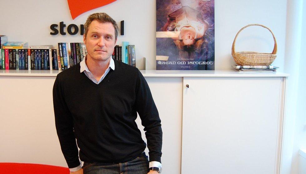 Breakit - Skrällen: Ljudboksföretaget Storytel köper anrika Norstedts