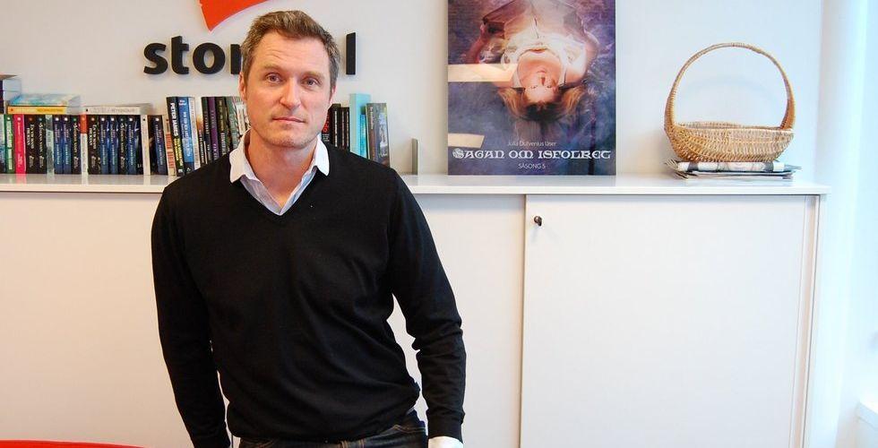 Skrällen: Ljudboksföretaget Storytel köper anrika Norstedts