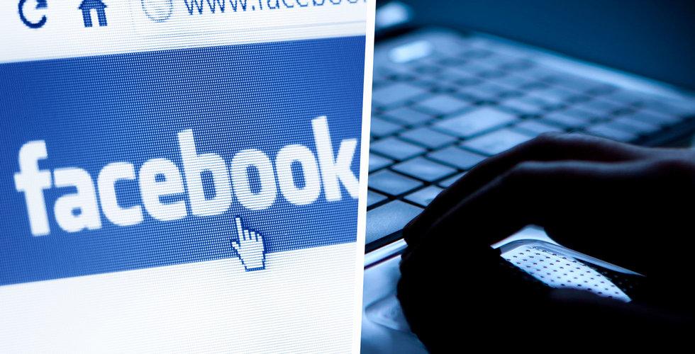 Miljontals Facebook-uppgifter hittade på Amazon