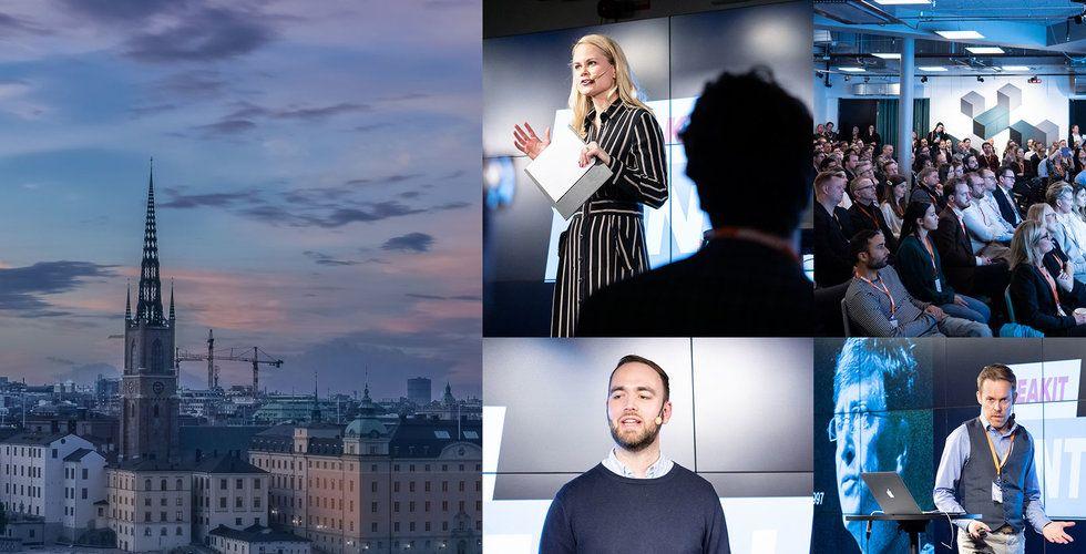 Säkra din plats till Breakits event Future of Credit i Stockholm