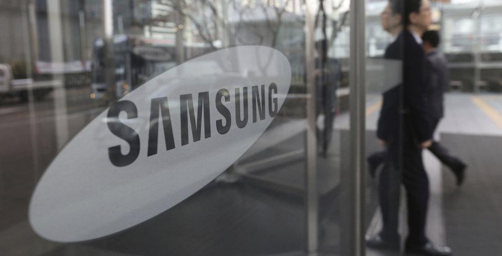 Sämre än väntat för Samsung