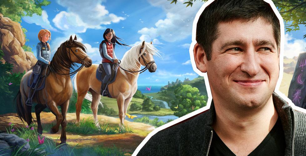 Nordisk Film köper in sig i svenskt hästspel – satsar 160 miljoner