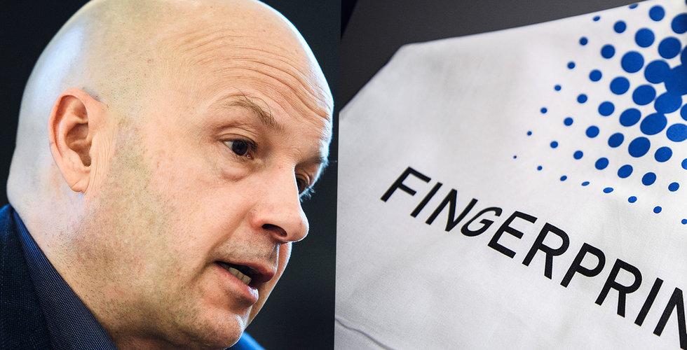 Fingerprint Cards vänder till vinst i andra kvartalet