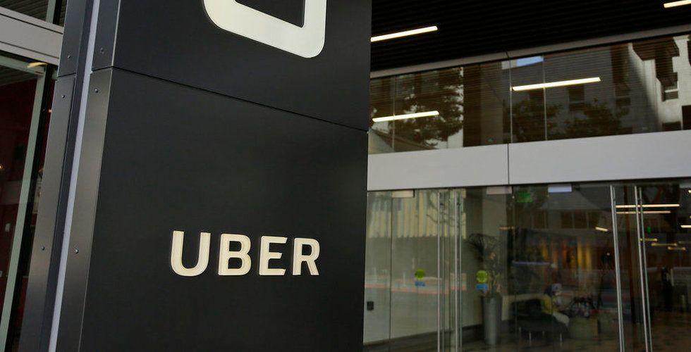 Ännu en chef lämnar Uber i Storbritannien