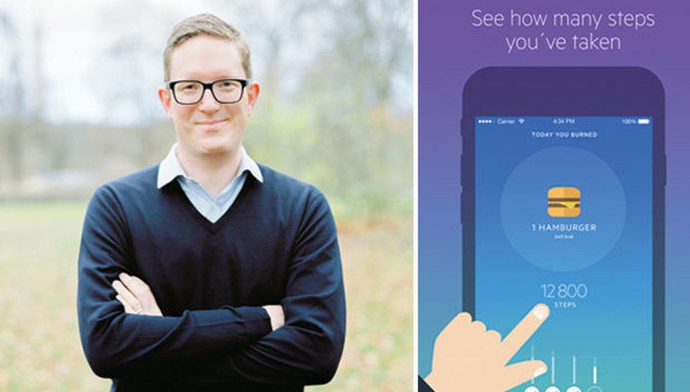 Lifesum vill få användarna att röra sig – lanserar ny stegräknarapp