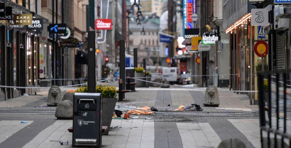Flera döda och skadade – 39-åring misstänkt för terrorbrott