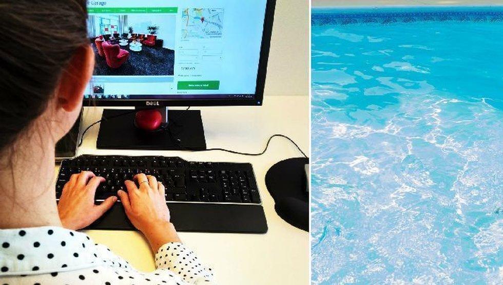 Boolace vill hyra ut din pool – skapar hubb för alla lokaler
