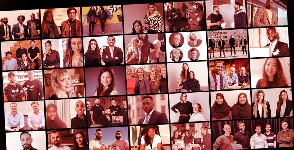 34 heta affärsidéer – här är alla stjärnorna som kämpar om miljonerna i Shift