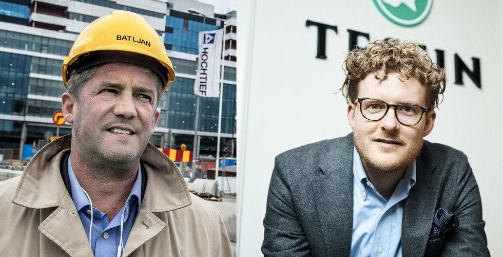 Ilija Batljan och Sinch-grundarna köper in sig i Tessin inför börsdebuten