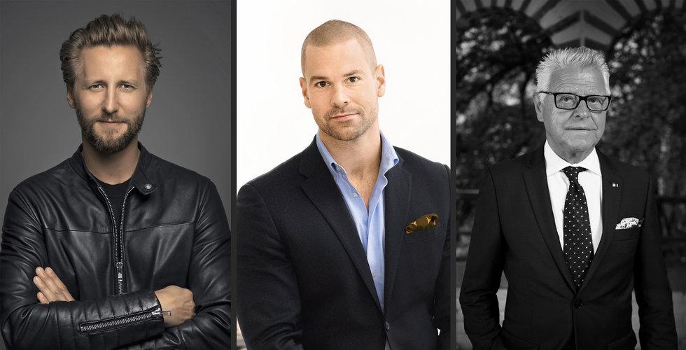 Svensk miljardär slukar e-handelsbolaget Frontmen – Optimizer invest cashar in