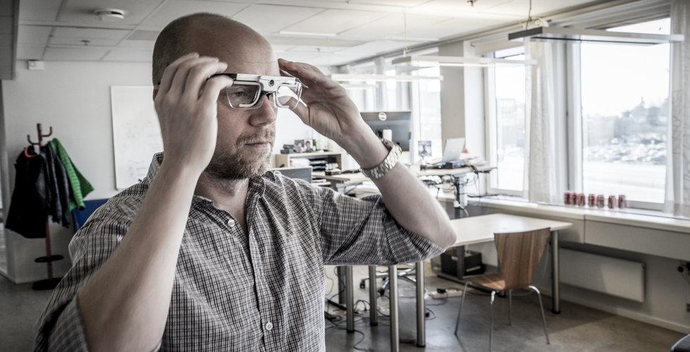 Tobii i samarbete med HTC kring VR-headset