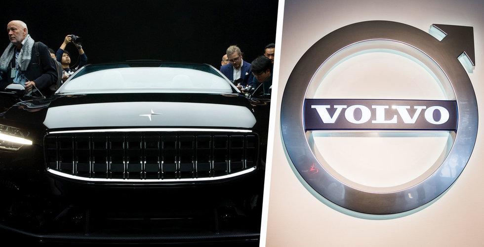 Geely: Ingen brådska att notera Volvo