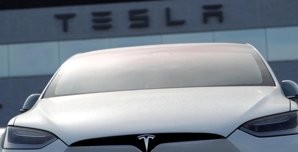 Tesla utlovar fler serviceverkstäder