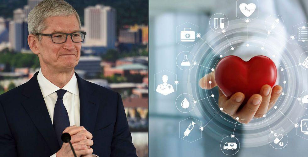 Breakit - Apple vill testa nya hälsoprodukter – på sina egna anställda