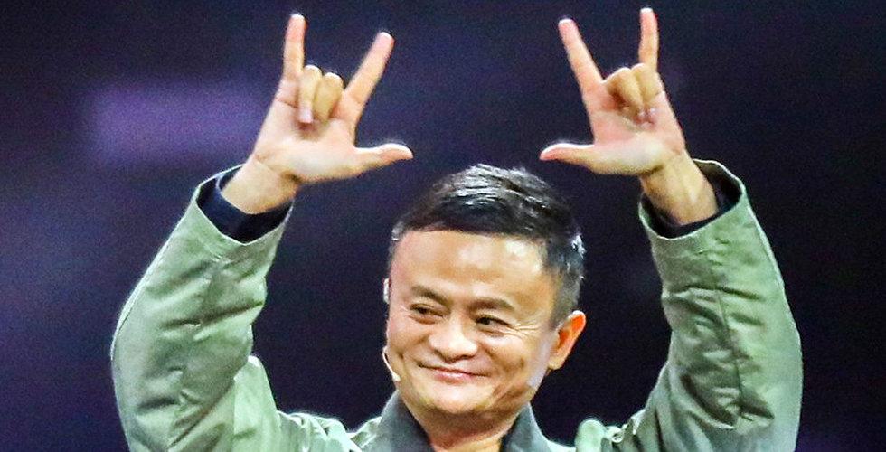Breakit - Alibaba investerar i Wanda Cinema Line