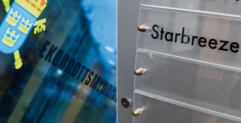 Ekobrottsmyndigheten på jakt efter ytterligare en Starbreeze-topp