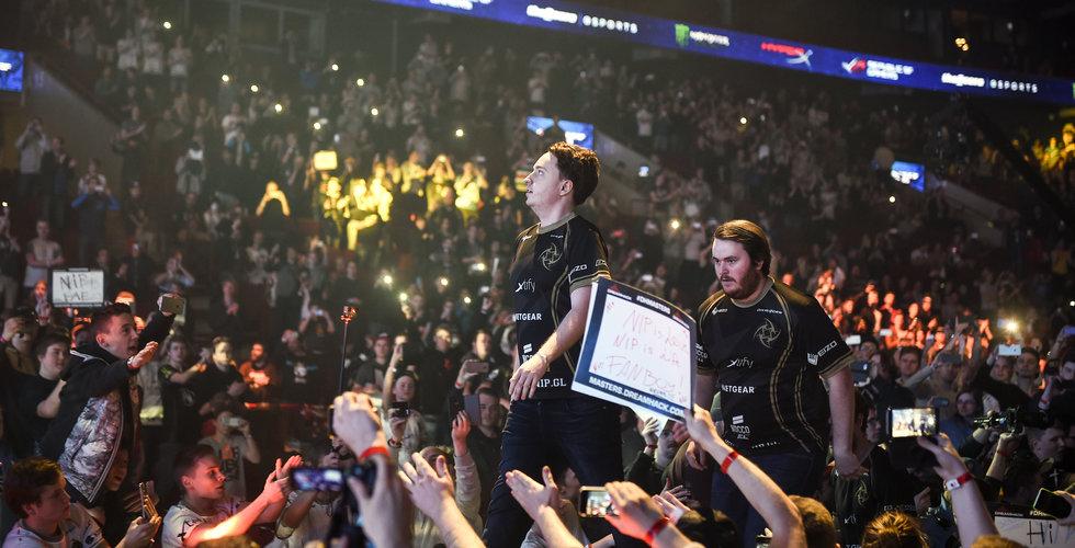 Breakit - 370 000 svenskar tittar på e-sport och gaming varje dag