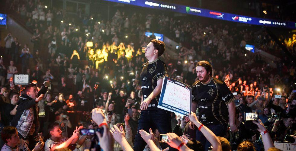 370 000 svenskar tittar på e-sport och gaming varje dag