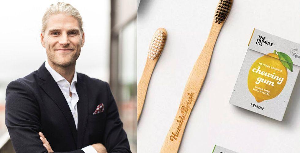"""De säljer snälla tandborstar för 120 miljoner: """"Inte varit några 40-timmarsveckor"""""""