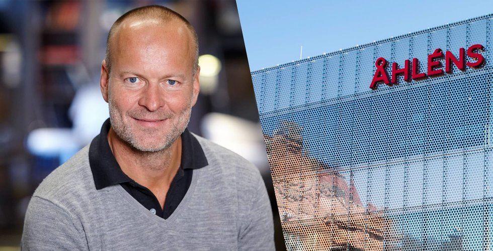 Åhlens värvar marknadschef från Ikea