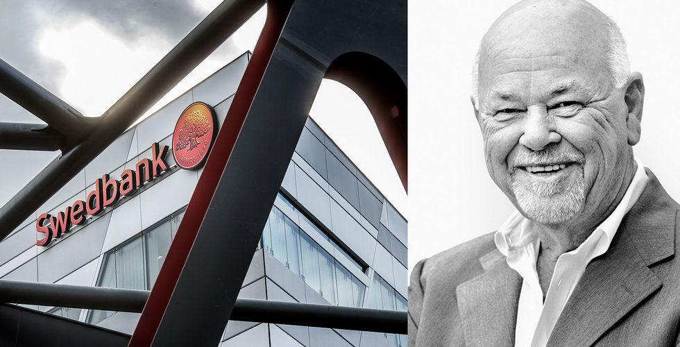 Max Hansson säljer sitt PayEx till Swedbank – potentiell miljardaffär