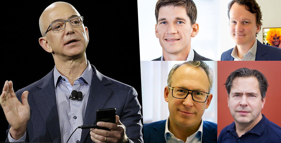 Breakit - Uppgifter: Amazon kan komma till Sverige redan i vår