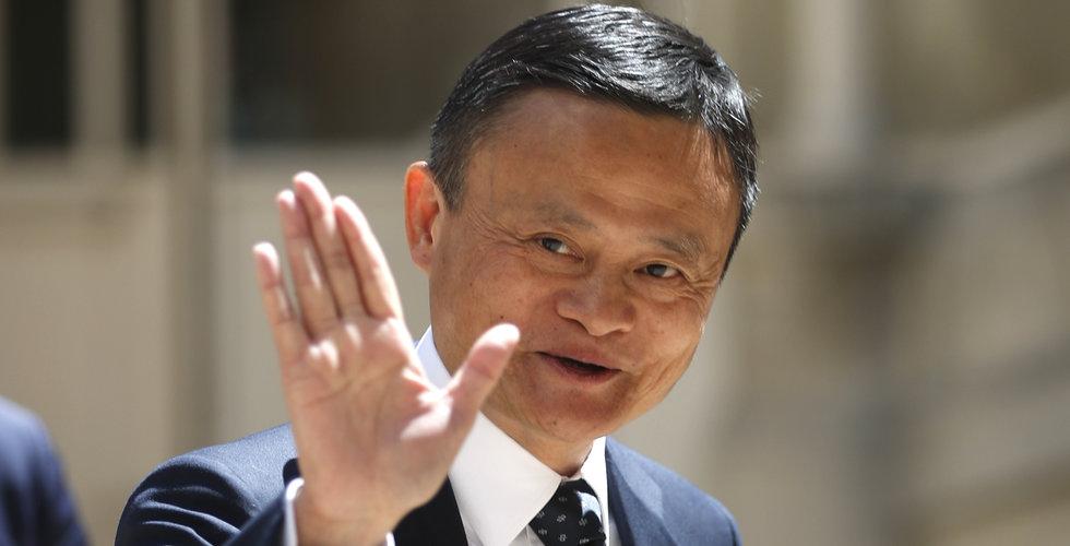 Alibaba sålde för 223 miljarder – första 9 timmarna på Singles day