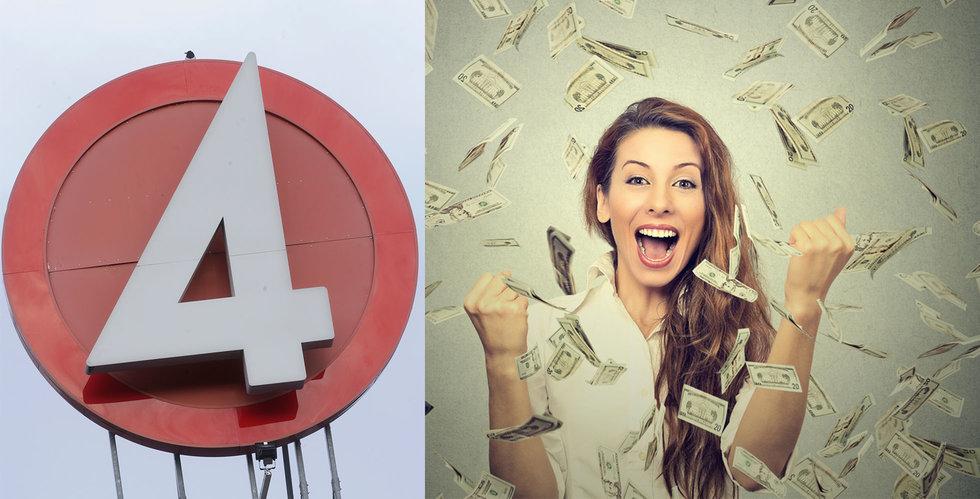 TV4 gör rekordvinst – så går mediejätten Bonnier