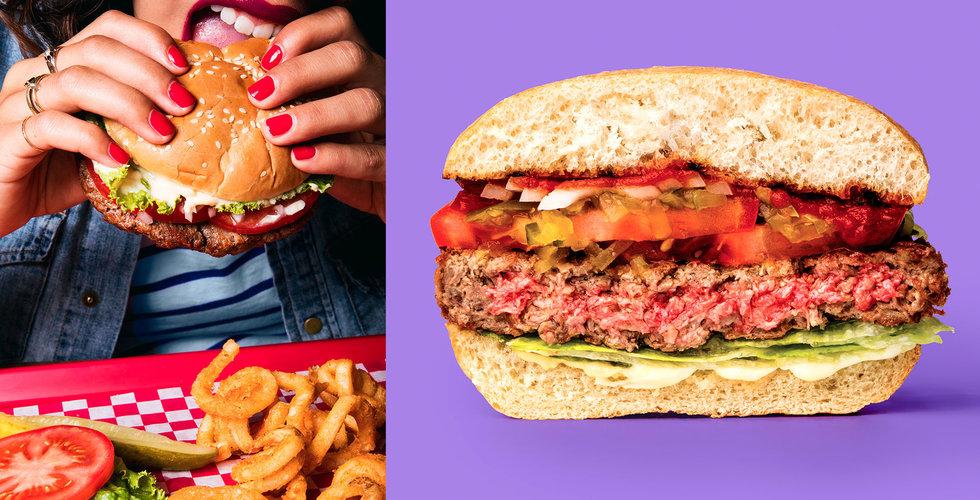 Burger King testar veganhamburgare