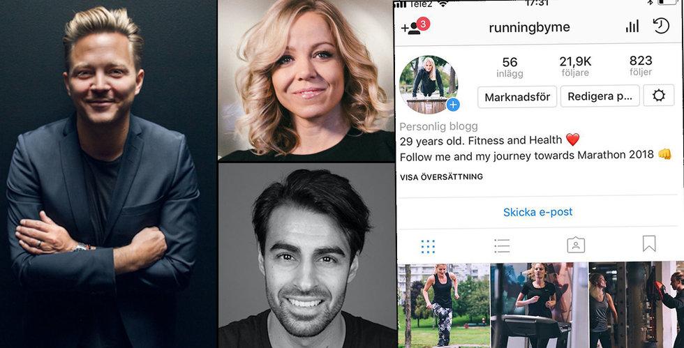 Efter Runningbyme – så reagerar de svenska influencer-nätverken