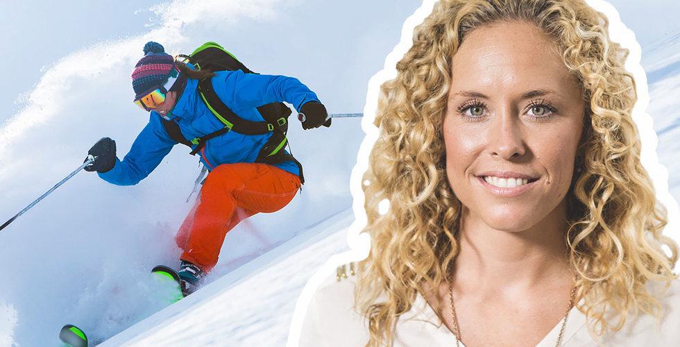 Sofie Lundström lämnar startuplivet i Stockholm – ska driva bolag i skidbacken
