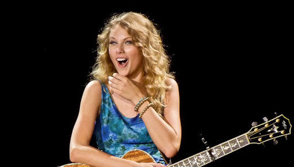 Breakit - Apple viker sig för Taylor Swift - betalar under gratisperioden