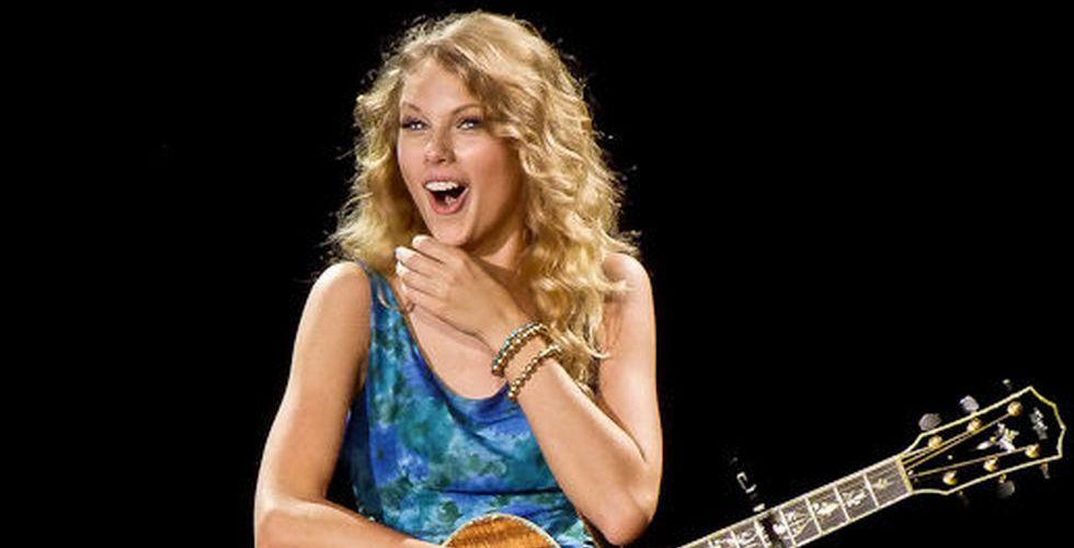 Apple viker sig för Taylor Swift - betalar under gratisperioden