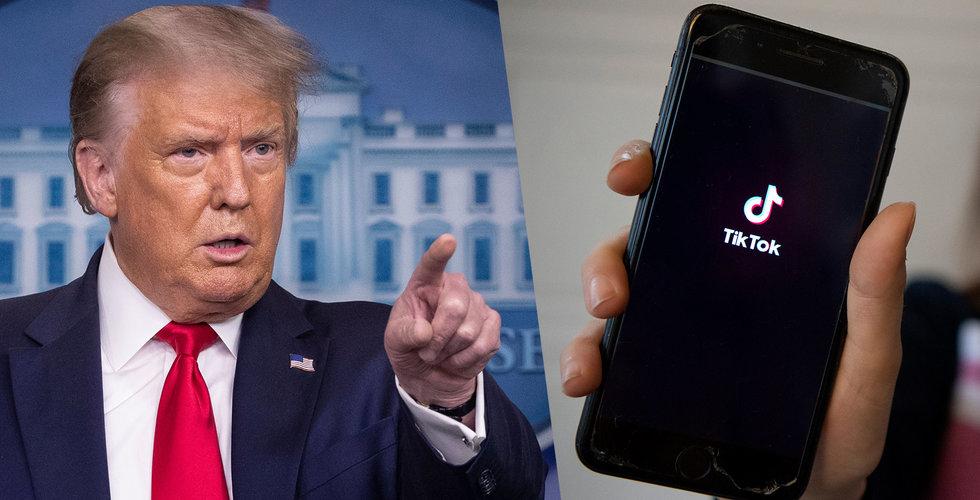 USA kan bannlysa fler kinesiska appar enligt Vita husets stabschef
