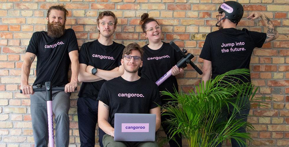Reklambyrån Odd Company lanserar Cangoroo – delningstjänst för hoppstyltor