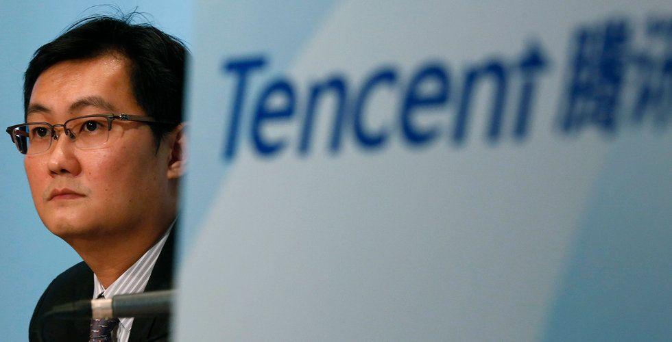 Tencent investerar i fintechenhörning – ger ut virtuella kreditkort