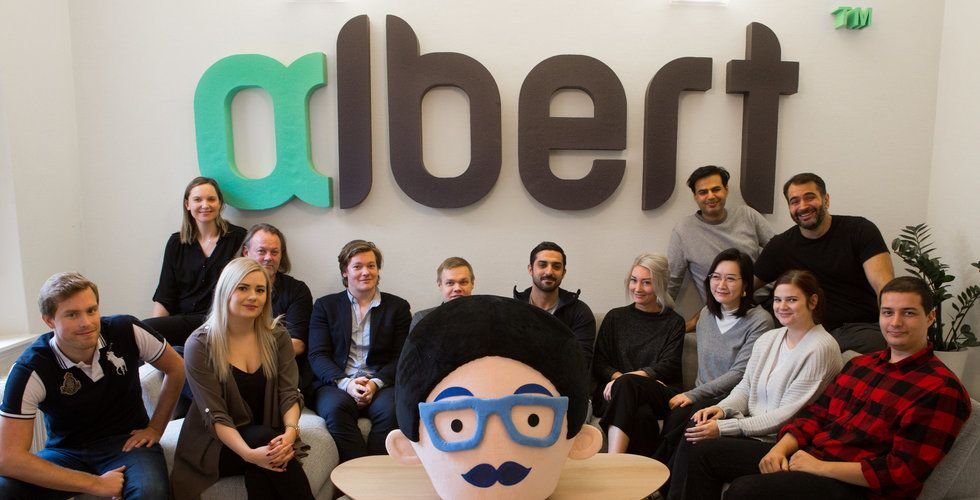 Alberts digitala mattelärare tar in 50 miljoner kronor